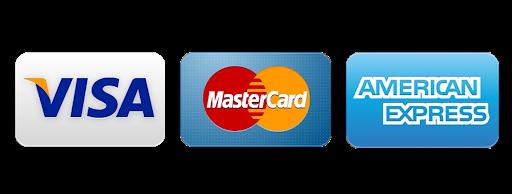 american, viza, mastercard